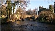 SO3958 : Arrow Bridge, Pembridge by Philip Pankhurst