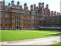 SU9970 : Royal Holloway College by don cload