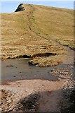 SO0121 : Path towards Cribyn by Graham Horn