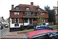 TQ7323 : Seven Stars Inn, Robertsbridge by N Chadwick