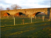 SK4731 : Bridge by the Trent at Sawley by Andy Jamieson