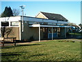 TQ5805 : Polegate Library by Terry Head