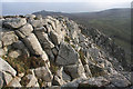 SW4137 : Cliffs at Bosigran Castle by Bob Jones