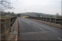 SX9193 : Bridge over the River Exe, Station Rd by N Chadwick
