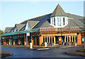 SD2907 : Formby village shops by stan lewis