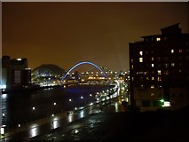 NZ2564 : River Tyne from St Ann's Quay by Stephen Sweeney