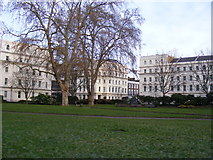 TQ2978 : Bessborough Gardens Pimlico by PAUL FARMER