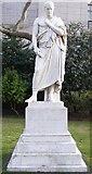 TQ2977 : Statue  in Pimlico Gardens, London by PAUL FARMER