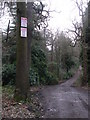 SE2608 : Deffer Woods Signs by SMJ