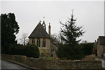 SP2304 : St. Peter's Church, Filkins by andrew auger
