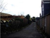 NJ6201 : Grove Terrace, Torphins by Stanley Howe