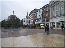 SZ0891 : Bournemouth : Bournemouth Square by Lewis Clarke