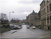 SE1039 : Wellington Street - Park Lane by Betty Longbottom