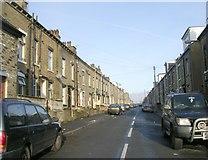 SE0824 : Thomas Street South - Parkinson Lane by Betty Longbottom