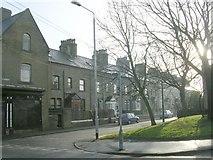 SE0724 : Kingsley Place - Parkinson Lane by Betty Longbottom