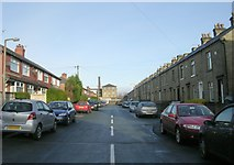 SE0724 : Summergate Place - Parkinson Lane by Betty Longbottom