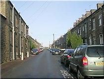 SE0724 : Essex Street - Parkinson Lane by Betty Longbottom