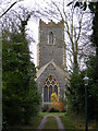 TM2054 : St. Mary the Virgin Church, Otley by Adrian Cable