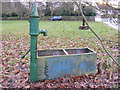TM2363 : Earl Soham Village Pump by Adrian Cable