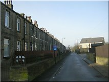 SE0724 : Trimmington Road - Warley Road by Betty Longbottom