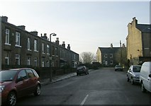 SE0724 : Eversley Place - Warley Road by Betty Longbottom