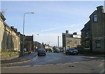 SE0724 : Parkinson Lane - Warley Road by Betty Longbottom