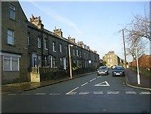 SE0724 : Stanley Road - Dunkirk Lane by Betty Longbottom