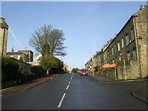 SE0724 : Stanley Road - Warley Road by Betty Longbottom
