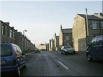 SE0724 : Wilson Road - Wainhouse Road by Betty Longbottom