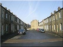 SE0724 : Norman Street - Fenton Road by Betty Longbottom