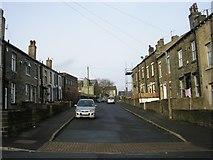 SE0724 : Summergate Street - Fenton Road by Betty Longbottom