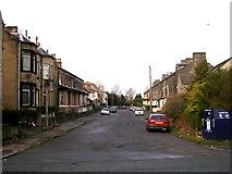 SE0824 : Mayfield Avenue - King Cross Street by Betty Longbottom