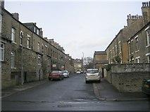 SE0824 : Hyde Park Street - Hyde Park Road by Betty Longbottom