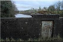 H1295 : Bridge over River Finn by louise price