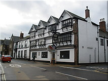 ST0207 : The Manor Hotel, Fore Street, Cullompton by Roger Cornfoot