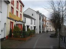 ST0207 : High Street, Cullompton by Roger Cornfoot