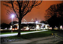 TA0728 : KC Stadium, Hull by Paul Glazzard