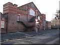 SJ3088 : Grange Road West Sports Centre by David Quinn