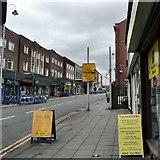 SJ9495 : Market Street, Hyde by Gerald England