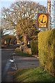 TL7068 : Entrance to Anchor Farm, Kentford by Bob Jones