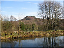 SK3155 : High Peak Junction - View across the Cromford Canal by Alan Heardman