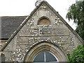 NY9538 : Detail, Cuthbert Bainbridge Memorial Chapel by Richard Webb