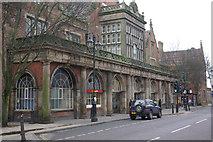 SJ8745 : Stoke on Trent Station by Stephen McKay