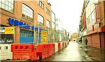 J3474 : Ann Street, Belfast (2) by Albert Bridge