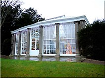 NZ1265 : Orangery built in 1779 for Close House by Andrew Curtis
