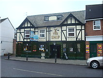 TL0450 : The Ship Public House, Bromham Road, Bedford by Stacey Harris