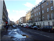 TQ2982 : North Gower Street, near Euston by Chris Whippet