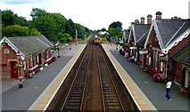 NY6820 : Appleby-in Westmorland Station by Martin Thirkettle