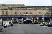 SX9193 : Exeter St. David's station by Graham Horn