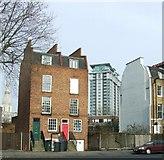 TQ3179 : Lambeth Road by Thomas Nugent